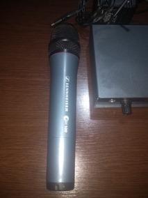 Sennheiser Ew500 Microfone Sem Fio Com 865 Capsule