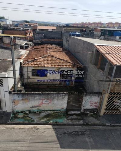 Imagem 1 de 3 de Vendo Terreno 125 M² - Vila Rio De Janeiro, Guarulhos - Terreno A Venda No Bairro Jardim São Paulo - Guarulhos, Sp - Sc00764