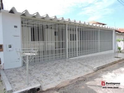Casa Com 3 Quartos No Setor Goiania 2 - V-23664