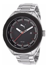 Relógio Masculino Puma Pu103261002 Original Em Estoque