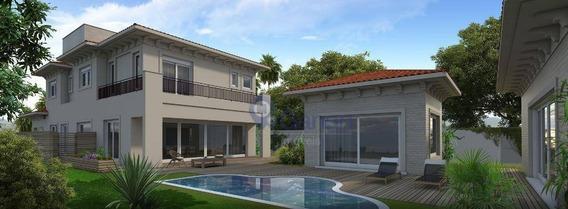 Casa Assobradada À Venda - Condomínio Fechado - Green Boulevard - Valinhos/sp. - So0458