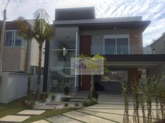 Casa À Venda, 205 M² Por R$ 1.200.000 - Bella Citta Villaggio 2 - Mogi Das Cruzes/sp - Ca0624