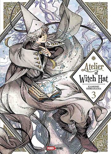 Imagen 1 de 1 de Panini Manga Atelier Of Witch N.3