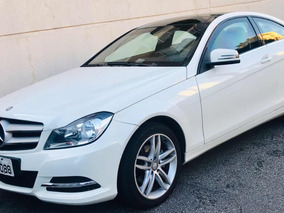 Mercedes C180 Cgi Turbo Blindado Bss Coupe