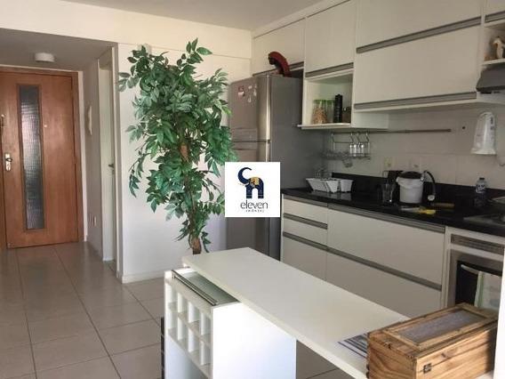 Eleven Imoveis, Apartamento Nascente , Andar Alto A Venda No Mandarim Salvador - Ap02690 - 34066268