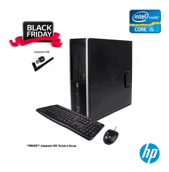 Computador Desktop Hp Elite 8200 I5 8gb 240ssd