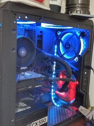 Computador Gamer Ryzen 5 Gtx 1060 6gb 16gb Ram Ddr4