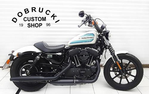 Harley Davidson Sportster Xl1200n Iron