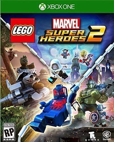 Lego Marvel Super Heroes 2 Xbox One Mídia Física Lacrado