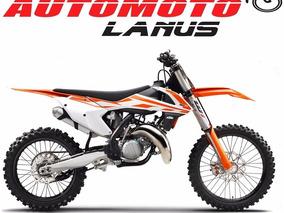 Ktm Sx 150 0km 2017 Automoto Lanus