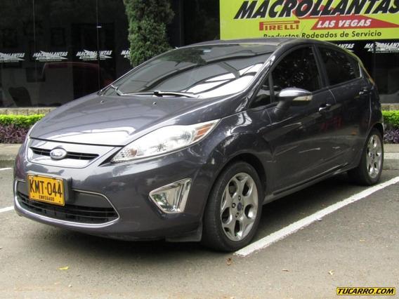 Ford Fiesta Ses 1600 Cc Mt