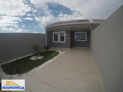 Casa Para Venda Em Fazenda Rio Grande, Eucaliptos-greenfield, 2 Dormitórios, 1 Banheiro, 1 Vaga - 918