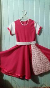 Vestido De Huasa Talla 14
