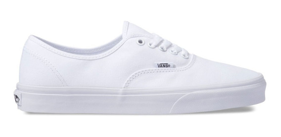 Tenis Vans Negro Y Blanco Originales Authentic Full
