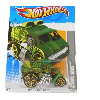 Vima7615 Cool-one Q-575 #245 2012 Hot Wheels