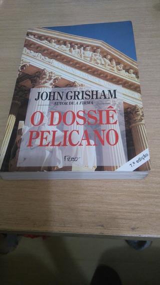 Livro O Dossiê Pelicano