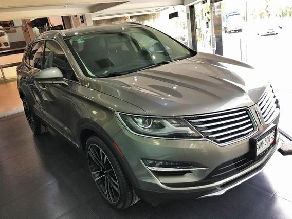 Lincoln Mkc 2017