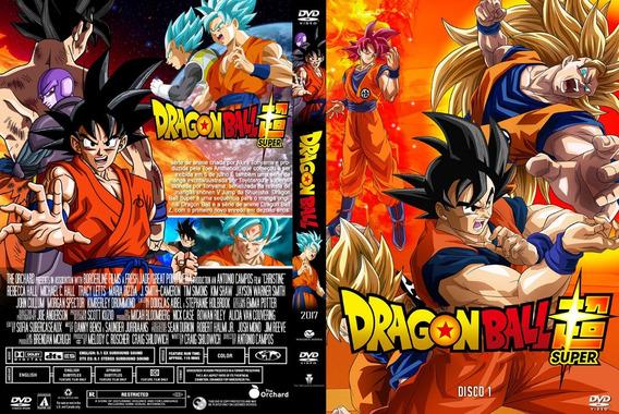 Coleção Dragon Ball Super Completo Dublado