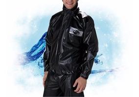 Capa De Chuva Motoqueiro Alba Europa Resistente Impermeável