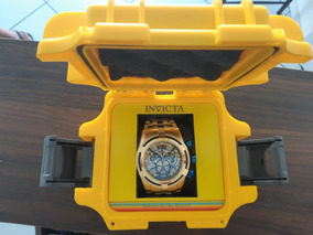 Relógio Invicta Bolt Zeus Skeleton Original