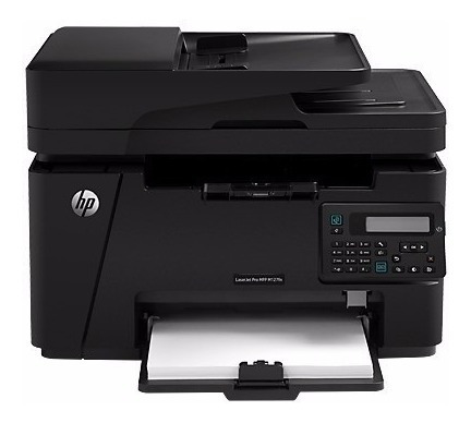 Impressora Laser Multifuncional Hp M127fn M127