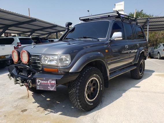 Toyota Burbuja Vx Fzj80 Mecanico 4x4 Modelo 1994