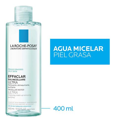 Agua Micelar Ultra Purificante Effaclar La Roche Posay