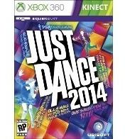 Jogo Just Dance 2014 Original Xbox 360 Mídia Física