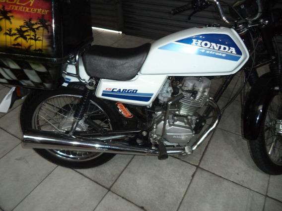 Honda Cg 125 Rua