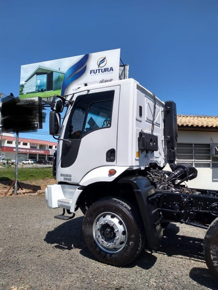 Ford Cargo 2629 8x4 No Chassis
