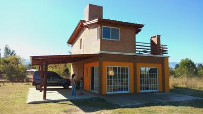 Venta/alquiler Hermosa Casa De 4 Ambientes En Mina Clavero