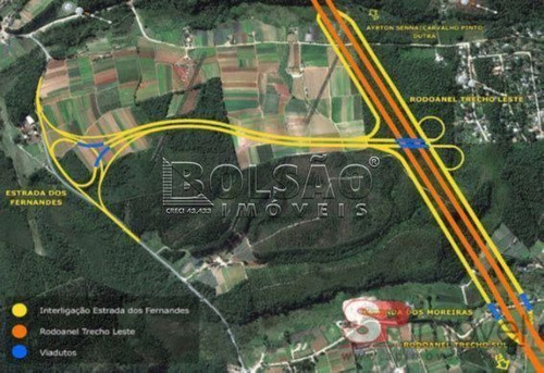Imagem 1 de 5 de Area - Chacara Sete Cruzes - Ref: 20665 - V-20665