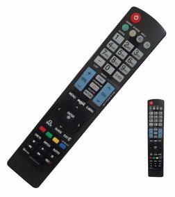 Controle Lg Lcd Led | 3d Akb73615319 Akb741155 + Pilhas