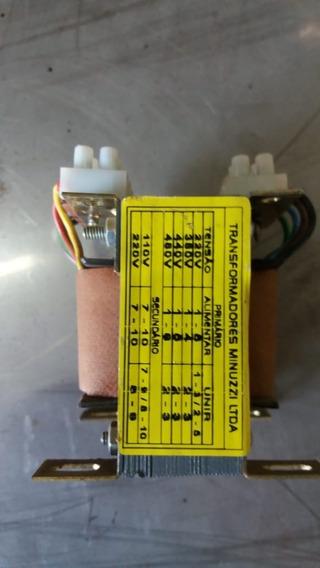 Transformador Minuzzi 220/380/440/480 X 110/220v - 75va