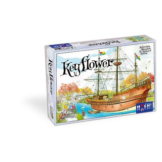 Juego De Mesa Keyflower