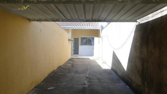 Edícula Com 2 Dormitórios Para Alugar, 50 M² Por R$ 800,00/mês - Jardim Cristina - Mogi Guaçu/sp - Ed0008