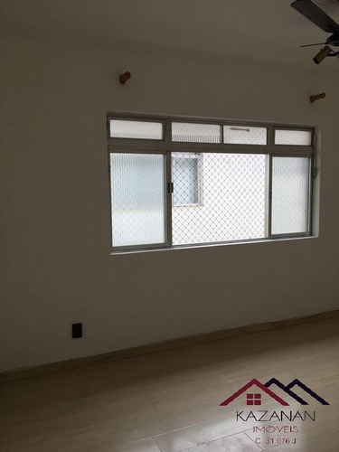 Apto. Com 2 Dormitórios Para Venda Na Vila Belmiro Em Santos - 1058