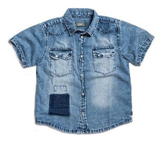Camisa Manga Corta Para Niño - Male - Caricatoon