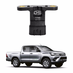 Sensor Map Toyota Hilux 2.5 16v Turbo Diesel 04..16