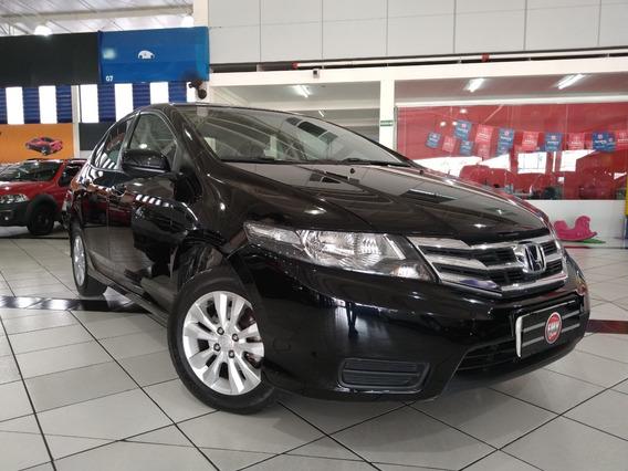 Honda City 1.5 Lx Automático 2012 - Preto