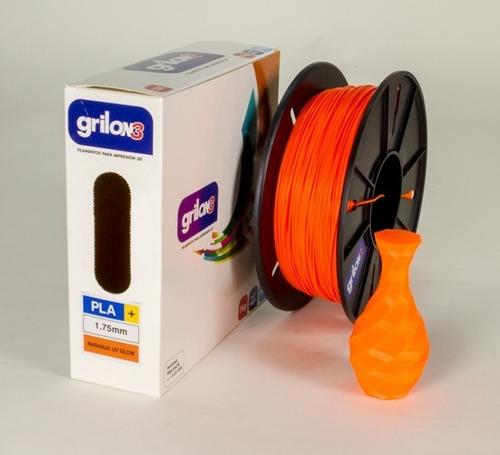 Filamento Pla + 850 1.75mm Grilon3 - 1kg - Impresion 3d