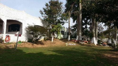 Imagem 1 de 11 de Chácara Com 2 Dorms, Jardim Valflor, Embu-guaçu - R$ 750 Mil, Cod: 122 - V122