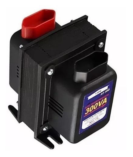Transformador De Voltagem 300va/210w 110/220v E 220/110v