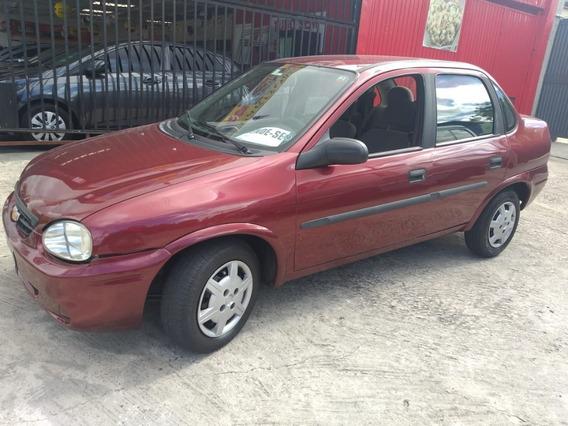 Corsa Classic Vermelho 1.0 2010 Flex