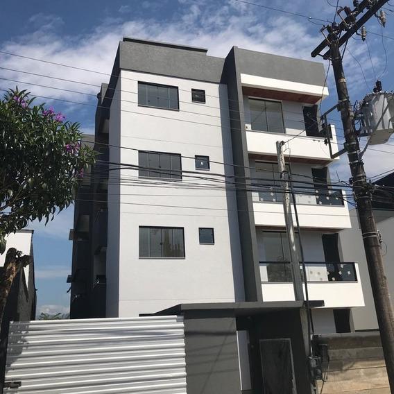 Apartamento No Costa E Silva, Joinville-sc | Minha Casa Minha Vida | 02 Dormitórios - Sa00570 - 33662791