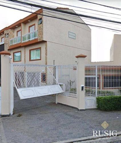 Imagem 1 de 15 de Sobrado Com 2 Dormitórios À Venda, 120 M²- Vila Matilde - São Paulo/sp - So1011