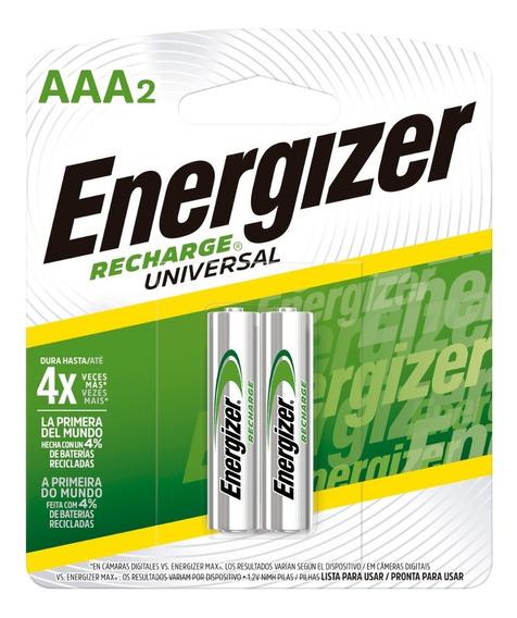 Energizer Recharge Aaax2