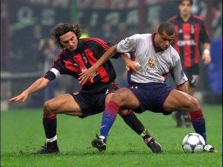 Camiseta Barcelona 2000 Cinza Original Nike Ótimo Estado- 8p