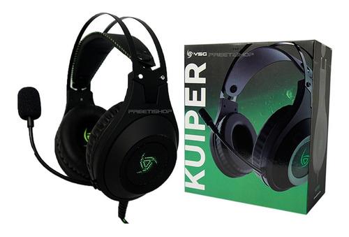 Audifonos Gamer Multiplataforma Ps4 Xbox Pc Kuiper Vsg