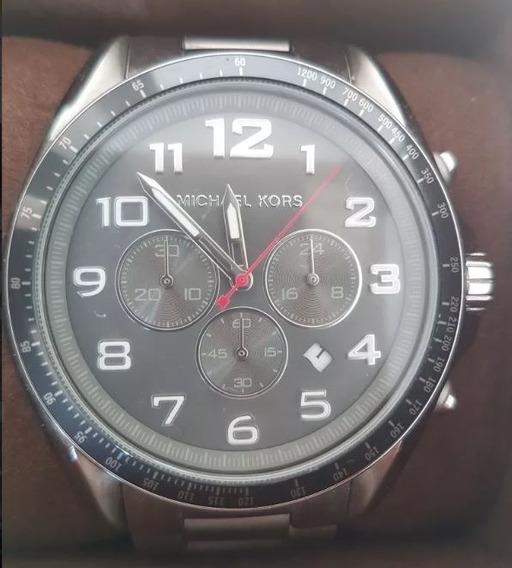 Relógio Michael Kors 8245 Original - Semi Novo Na Caixa